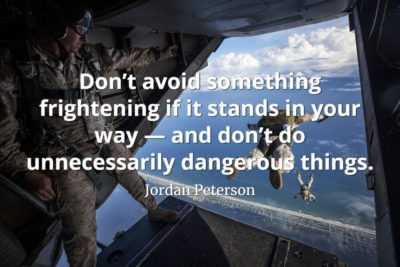 jordan-peterson-quote-Dont-avoid-something-frightening-if-it-stands-in-your-way