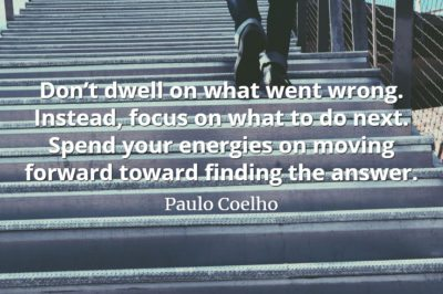 Paulo Coelho quote Whenever you want to achieve something, keep your eyes open, concentrate