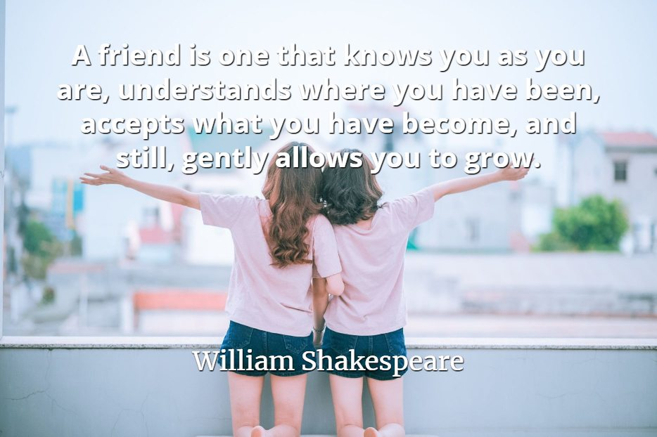 Quotepicscom Who Knows You As You Are Quotepicscom